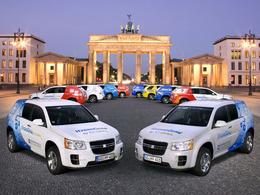 Opel souhaite commercialiser des véhicules hydrogènes en 2015