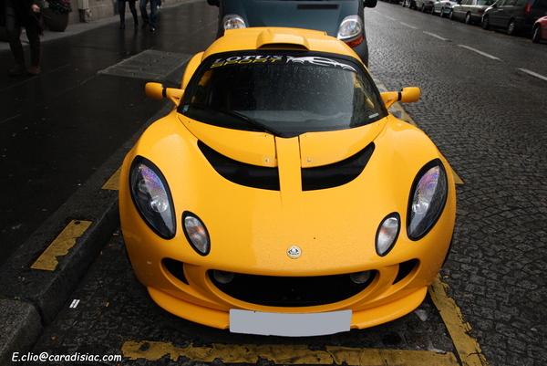 Photos du jour : Lotus Exige Cup 255