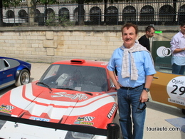 Tour Auto 2011 - Résumé de la deuxième étape