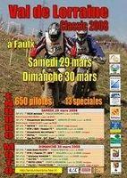 Le Val de Lorraine, c'est bientôt, 29 et 30 mars