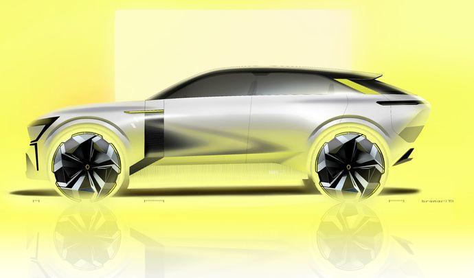 Renault Kadjar: une nouvelle famille avec trois modèles, dont un SUV coupé
