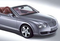 Bentley Continental GTC: Topless de luxe