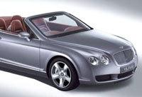 Bentley Continental GTC: Topless de luxe