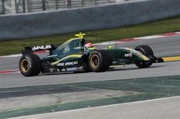 Panciatici se met en avant lors des 1ers essais WSR Formula 3.5