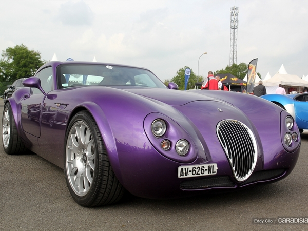 Photos du jour : Wiesmann GT MF4 (Sport & Collection)