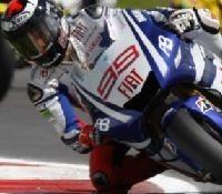 Moto GP - Pays Bas Qualification: Lorenzo toujours, De Puniet encore