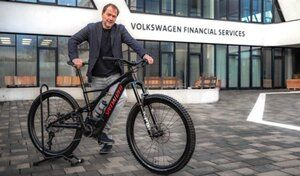 Volkswagen se lance dans le financement de vélos