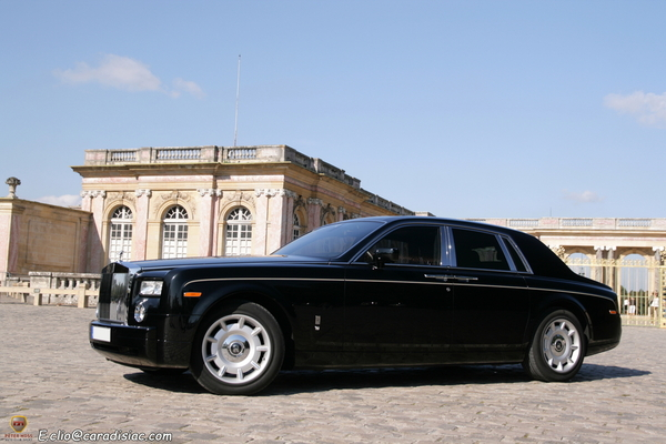 Photos du jour : Rolls-Royce Phantom