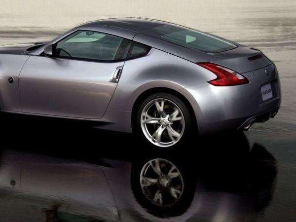 Des moteurs Mercedes pour la prochaine génération de Nissan Z?
