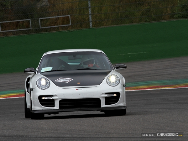 Photos du jour : Porsche 911 997 GT2 RS (Modena Track Days)