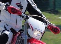 Essai Protège-mains Polisport Shield: entre look et protection