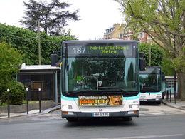 Transports en commun à Paris : 350 bus MAN commandés par la RATP