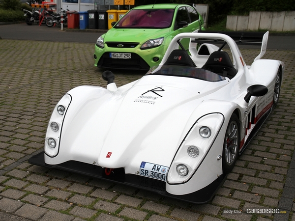 Photos du jour : Radical SR3