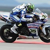 Superbike - Misano Q.1: Crutchlow calme Corser
