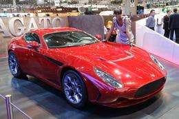 Genève 2010 : Zagato Perana Z-One, le retour