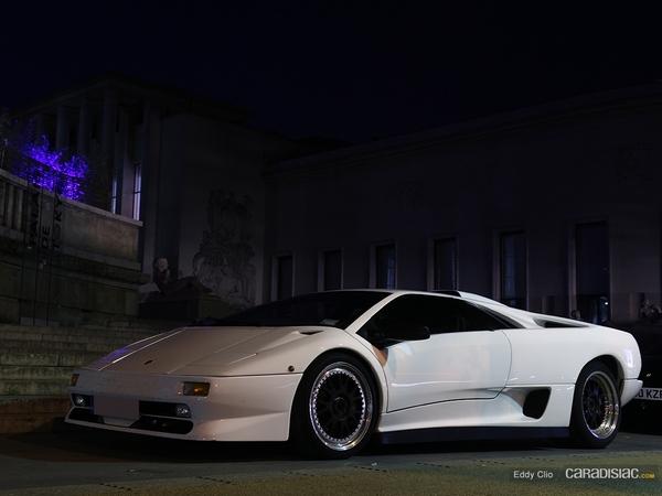 Photos du jour : Lamborghini Diablo SVR