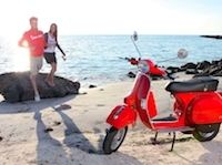 Vespa : un week-end offert pour l'achat d'un scooter 125 cm3