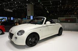 Genève 2010 Live : Daihatsu Copen Pearl, série limitée pour un modèle spécial