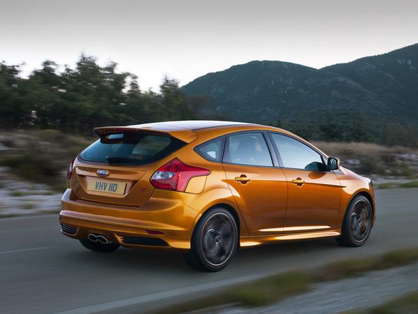 334 ch pour la prochaine Ford Focus RS ?