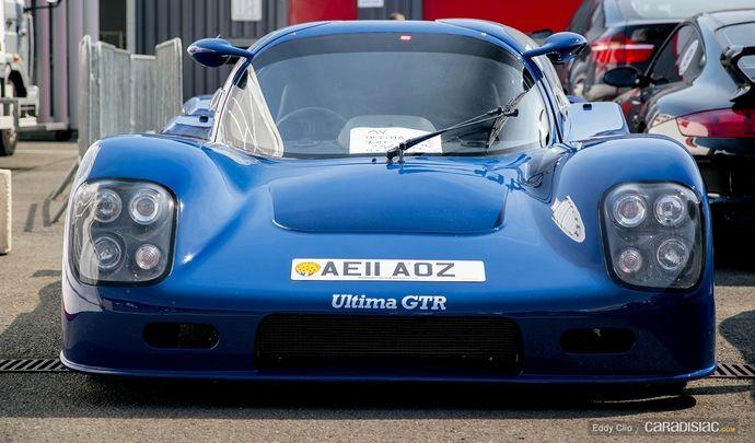 Photos du jour : Ultima GTR (Sport & Collection)