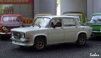 Miniature : 1/43ème - SIMCA Rallye 3
