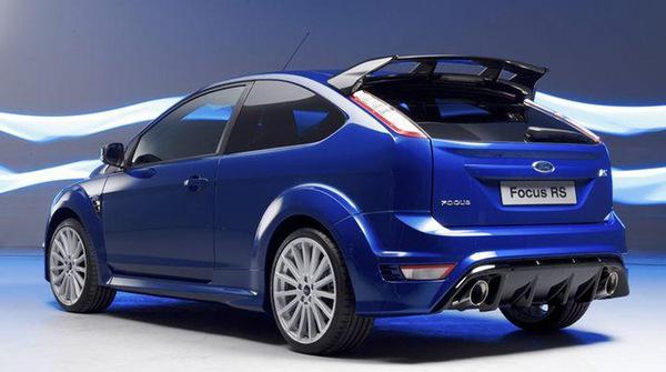 Future Ford Focus RS : la version de série