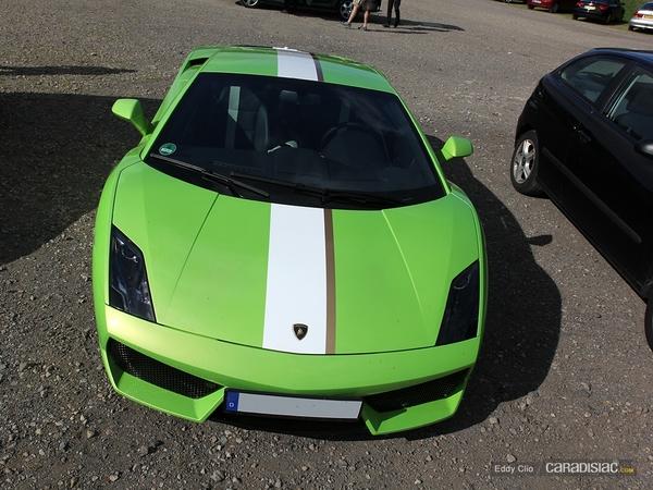 Photos du jour : Lamborghini Gallardo Balboni