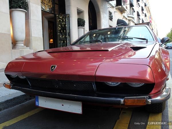 Photos du jour : Lamborghini Jarama S