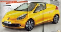 Future Renault Twingo II Coupé-Cabriolet ?