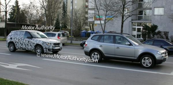 Futur BMW X3 : surpris avec son aïeul !