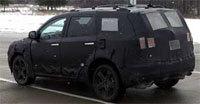 Francfort: un monospace compact pour Chrysler