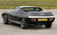 Réponse du quizz de vendredi dernier: C'était la Lotus Europa.
