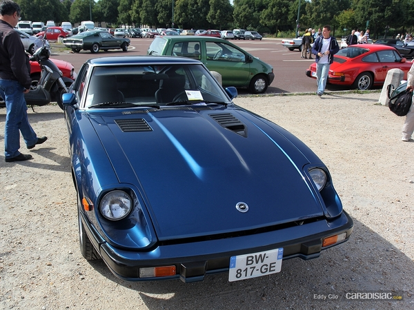 Photos du jour : Datsun 280 ZX (Vincennes en Anciennes)