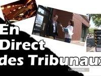 En direct des tribunaux : Trois PV au vol à l'encontre d'un conducteur de deux roues