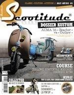Scootitude Magazine : nouvelle formule pour les amoureux des scooters d'antan