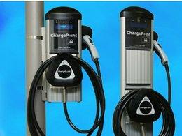 Pour les 5 000 premiers clients américains du Ford Transit Connect électrique, une borne de recharge offerte !