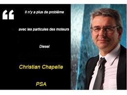 """PSA : """"Il n'y a plus de problème de particules avec les moteurs diesel"""""""