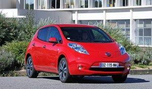 Nissan vous offre un an d'électricité