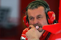 F1: Nigel Stepney licencié par Ferrari