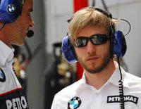 F1 BMW Sauber: Heidfeld pour 2 ans de plus
