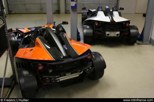 KTM Xbow MTM : la version 310 chevaux roule !