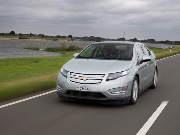Chevrolet Volt : des changements à venir