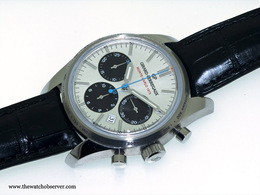 Les montres mythiques : GP Chronographe flyback Monte-Carlo 1973