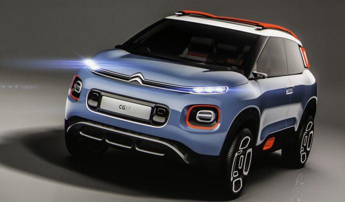 Salon de Genève 2017 - Citroën C-Aircross Concept : Caradisiac vous dévoile tous ses secrets