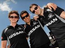 Saison complète avec Signatech Nissan en ILMC pour Soheil Ayari