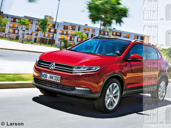 Bientôt un Volkswagen Polo SUV!