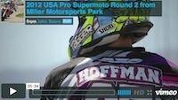 Supermotard USA 2012, round 2: la vidéo