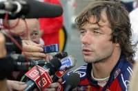 """Loeb en F1 en 2010: """"il prend""""!"""