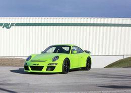 RUF RGT-8, la Porsche 911 qui casse les codes