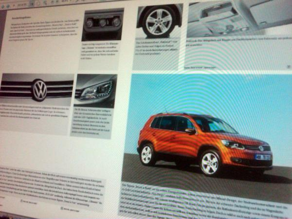 Volkswagen Tiguan restylé : c'est lui
